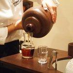 新中国料理 HARAKAWA - 紹興貴酒 陳年15年 茶壷