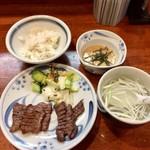 郡山 ねぎし - 料理写真:ねぎし定食