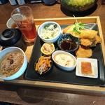 おうちカフェ bon bon cha - 日替わり(880円)2017年9月