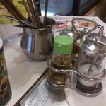 タイかぶれ食堂 - ・クルワンプルーンは常備