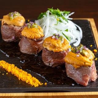 斬新和食!和食の料理人が世界各国の食材をアレンジした橙家和食