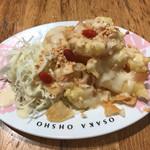 大阪王将 - 海老の特製マヨネーズ