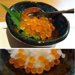 博多和食 いしくら - *いくらはご飯にのせて。