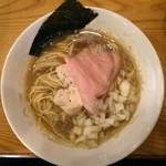 児ノ木 - 料理写真:純煮干そば