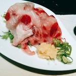 sushinihonryourisawada - 鯨たまらん