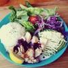 KOMEKUUTO - 料理写真:香ばしいチキンプレートステーキ