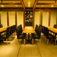 団体用テーブル個室★36~50名★