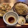 賀久 - 料理写真:桜エビかき揚げ せいろ 1,600円
