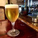 カフェ・ド・パルク - セットのミニ生ビール…