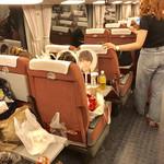 あいろんバル - 電車の中はうら若き乙女達で溢れていました(笑)【その他】