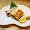 ふうすけ - 料理写真:2017/09/25・お通し・鰻の白焼き