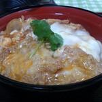 うえだ屋 - 料理写真:・南関あげ丼 570円