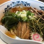 鎌倉 大勝軒 - 想像を超えた「冷やしそば」 これは一度食べてみる価値ありですよー