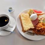 きたやしき - 料理写真:モーニング(全体)