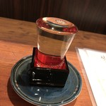 蛤覚 - 日本酒(富成喜)