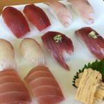 海鮮料理 みはる - 選択は良かったです。