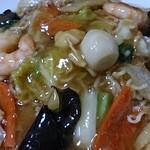 中国四川料理 太陽 - 五目やきそば