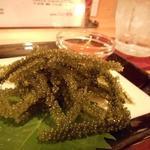 ニュー呑呑 - 海ぶどう(久米島産)400円