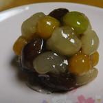 和尚 菓子舗 - 五色鹿の子
