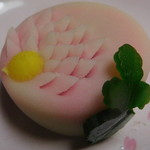 和尚 菓子舗 - 上生菓子(菊花)