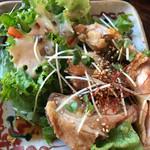 雨風食堂 - 油淋鶏
