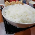 みよしの - 飯は土方飯ヨロシク、どんぶり飯!