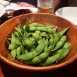 海鮮居酒屋 魚アツ - 枝豆
