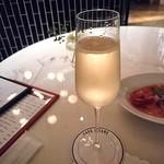 CAFE GITANE - スパークリンググラスワイン