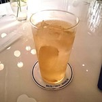 CAFE GITANE - ジンジャーレモンハイボール