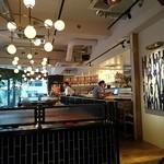 CAFE GITANE - 店内3