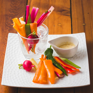 神奈川県産の素材にこだわった、新鮮食材の数々♪