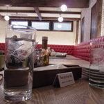 CAFE RIGOLETTO - おしゃれな店内