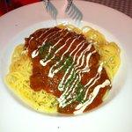 イタリアン食堂カンパーニュ - ミートスパゲッティ