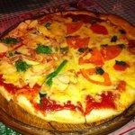 イタリアン食堂カンパーニュ - ピザ