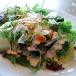 ラ ボデガ - セットのサラダ