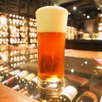 73781527 - 生ビール 琥珀エビス 780円