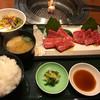焼肉ひまわり - 料理写真:極上2種盛りランチ 2,138円外