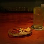 BAR YUMOTO - 料理写真:チャームとカクテル!