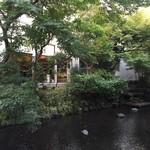 BAR YUMOTO - 清流からのBARの景色!