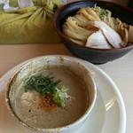麺縁 ジョウモン - 特濃鯖だくつけ麺