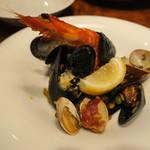 ミネバル - パエジャ:海鮮のパエジャ2