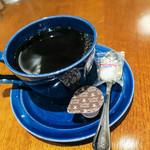 DESSER+T - 「Drip」(450円+税)。美味しいコーヒーでした。