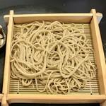 札幌蕎麦 き凛本店 - コシの強いお蕎麦です。