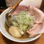 麺と人 -