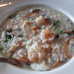 点心坊家常菜 ディムサムアゴーゴ - 海鮮粥