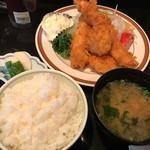 四季魚貝料理 活増