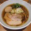 佐々木製麺所 - 料理写真:醤油そば味玉 850円