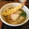 しんぺいうどん - 料理写真:天麩羅うどん風