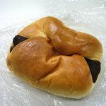 ㋭ベーカリー - 料理写真:板チョコパン
