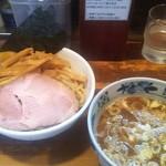 73792904 - つけ麺(小)730円